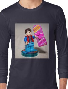 Marty is ready Long Sleeve T-Shirt