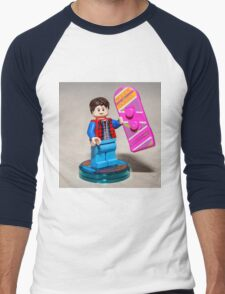 Marty is ready Men's Baseball ¾ T-Shirt