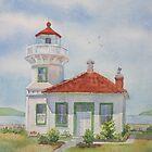 Mukilteo Lighthouse by Bobbi Price