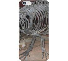 Funky Saurophaganax iPhone Case/Skin