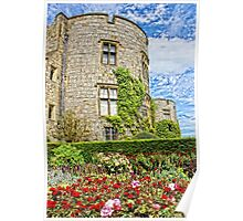Chirk Castle  Poster