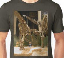 Super Saurophaganax Unisex T-Shirt