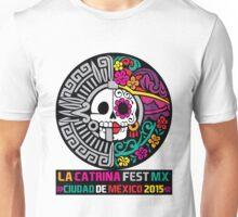 La Catrina Fest MX 2015 Unisex T-Shirt