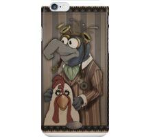 Steampunk Gonzo iPhone Case/Skin