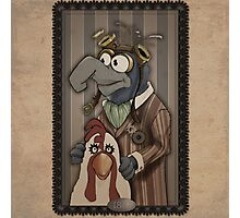 Steampunk Gonzo Photographic Print