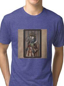 Steampunk Gonzo Tri-blend T-Shirt