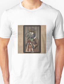 Steampunk Gonzo Unisex T-Shirt