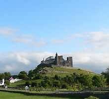 The Rock of Cashel,,Cashel,Co. Tipperary,Ireland. by Pat Duggan