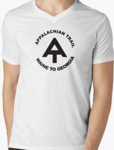 Appalachian Trail- Maine to Georgia Mens V-Neck T-Shirt