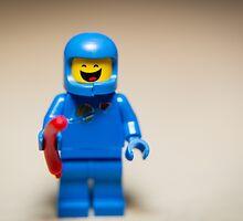 Benny from the Lego Movie by garykaz