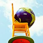 Chair Art China Town 2 by Jason Dymock Photography