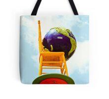 Chair Art China Town 2 Tote Bag