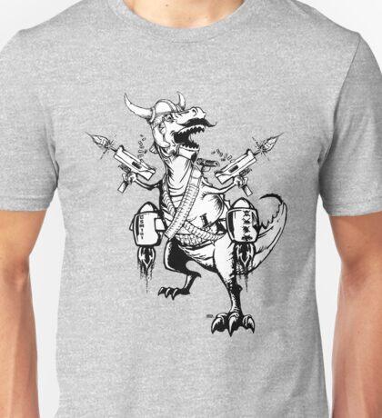 AWESOMEOSAURUS Unisex T-Shirt