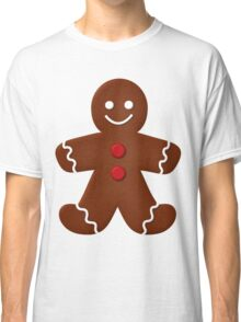 Gingerbread Man  Classic T-Shirt