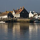 Mudeford Quay by Jennifer Bradford
