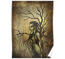 Dark Dryad Poster