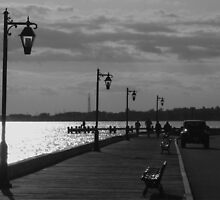 Street Silhouettes by RVogler
