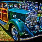 Rolls Woody by Joe McTamney