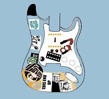 "Billie Joe Armstrong ""Blue"" Guitar - Any Colour  Unisex T-Shirt"