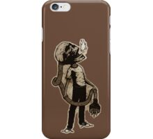 Frank The Electric Skull iPhone Case/Skin