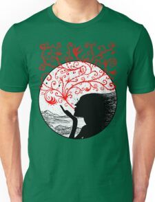 Breath of Beauty Unisex T-Shirt