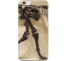 Strong Maiasaura iPhone Case/Skin