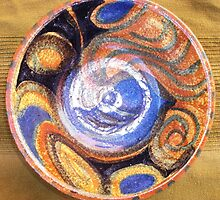 ceramic  bowl /stoneware by catherine walker
