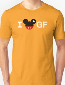 I Mickey GF [For Men] T-Shirt