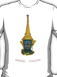 Thai Mask tee T-Shirt