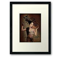 La danse Framed Print