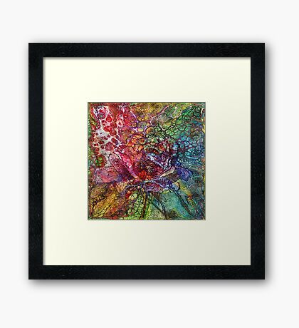Summer Wine 8 Framed Print