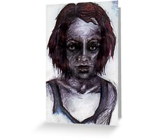 Recover Me Greeting Card