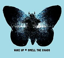 wake up and smell the chaos by titus toledo