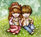 u and me by vian