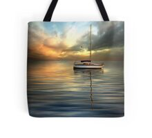 Dramatic Evening Tote Bag