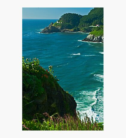 Heceta Head Viewpoint Photographic Print