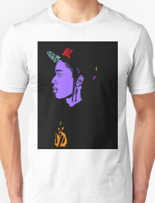 ASAP ROCKY MULTICOLOR Unisex T-Shirt