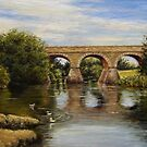 Bridging History by Fiona  Lee