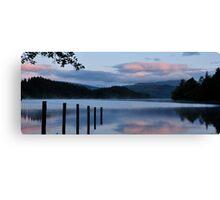 Loch Ard,Scotland Canvas Print