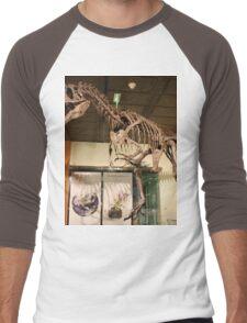Pretty Allosaurus Men's Baseball ¾ T-Shirt
