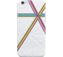 Color Band Kaleidoscope  iPhone Case/Skin