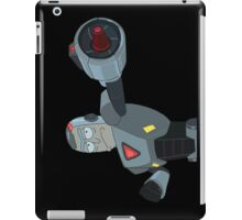 Rick and Morty: Armored Rick iPad Case/Skin