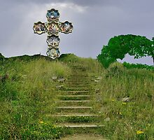 Art at the top of the hill. by albutross