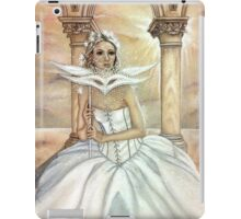 Masque of the Elven Woman iPad Case/Skin