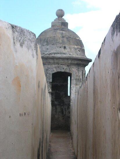 El Morro Castle - San Juan, Puerto Rico by ColletteHoppe
