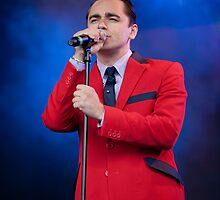 Ryan Molloy - Jersey Boys - Cast Playing At West End Live 2011 by stageshoot