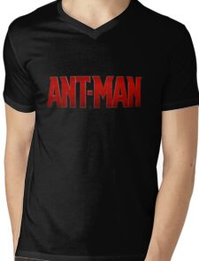 Ant Man glass Mens V-Neck T-Shirt