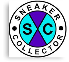 Sneaker Collector- Grapes Canvas Print