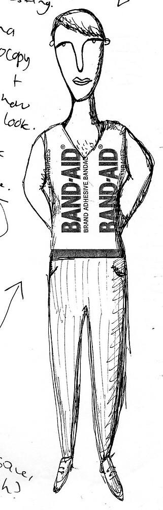 Band-aid by Tara Lea
