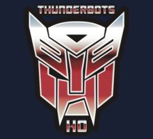 Thunderbots Ho! Kids Clothes